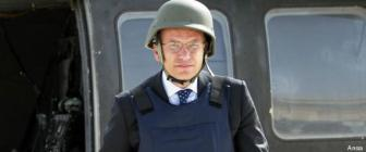 Italian Premier Enrico Letta in Kabul